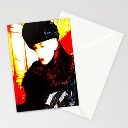 Cotton Club The Ice Queen Stationery Cards