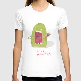 Shoe Monster T-shirt
