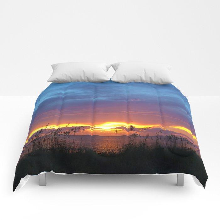 SUNSET I Comforters