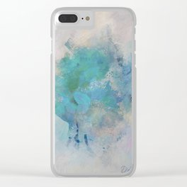 Sometimes When We Touch Clear iPhone Case
