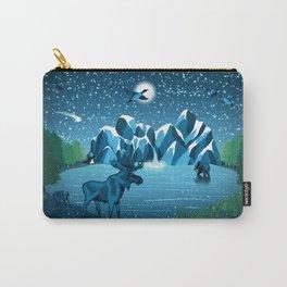 Fireflies Like Stars Carry-All Pouch