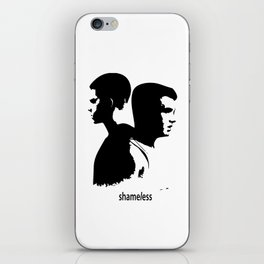 Shameless Ian Gallagher and Mickey Milkovich iPhone Skin