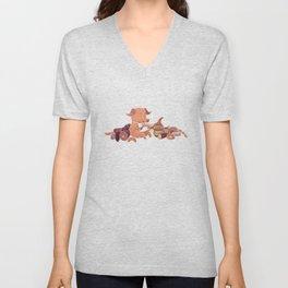 Cochon Unisex V-Neck