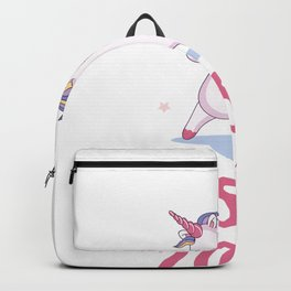 2032 Graduation Shirt, Class of 2032 Unicorn Grow With Me Backpack