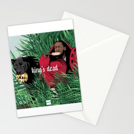 King's dead Stationery Cards