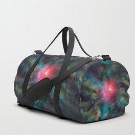Cloud Complex in Space Duffle Bag
