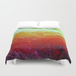 Warm Ice Duvet Cover
