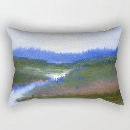 River Rectangular Pillow