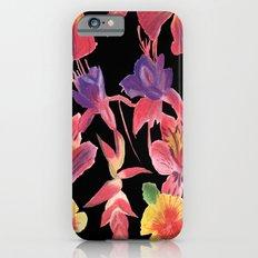 Tropical Print iPhone 6s Slim Case