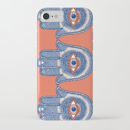 Hamsa Power iPhone Case