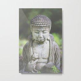 Peaceful oasis Metal Print