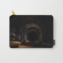 In the dark tunnel Carry-All Pouch