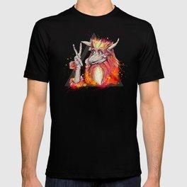 Peace of the Firey T-shirt