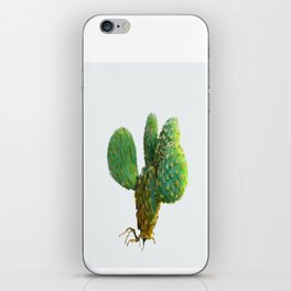 Pretty Cactus iPhone Skin