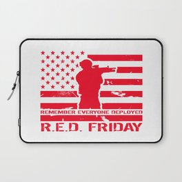 RED Friday Laptop Sleeve