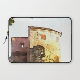 Fortifications with a bastion Laptop Sleeve
