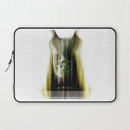 Scary Monster Space Alien Laptop Sleeve