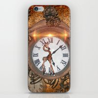 steampunk iPhone & iPod Skins featuring Steampunk by nicky2342