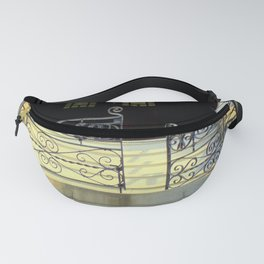 Above And Beyond Fanny Pack