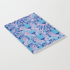 Psychedelic Camouflage Notebook