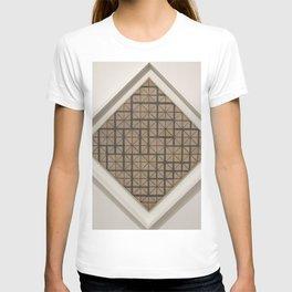 Piet Mondrian - Composition with Grid 4 (Lozenge) T-shirt