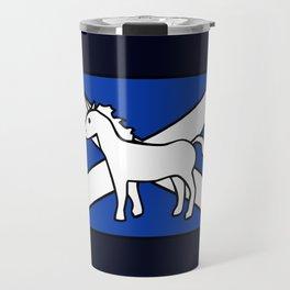 Unicorn, Scotland's National Animal Travel Mug