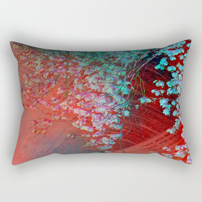 fantasy tree Rectangular Pillow