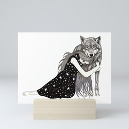 Special Star Mini Art Print