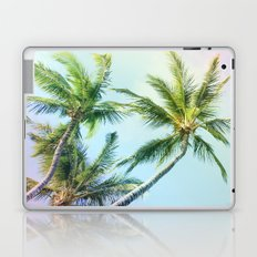 Relaxing Rainbow Color Palms Laptop & iPad Skin