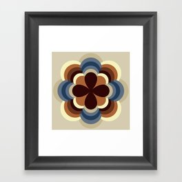 A kind of flower Framed Art Print