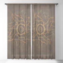 Viking SUNFIRE Sheer Curtain