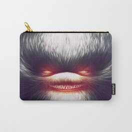 Furry Smile Carry-All Pouch