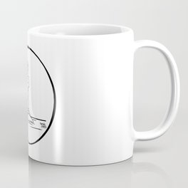 Brussels - Little Pissing Man Coffee Mug