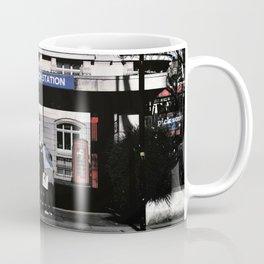 Marble Arch Station, London Coffee Mug