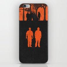 Tucker & Dale VS. Evil iPhone & iPod Skin