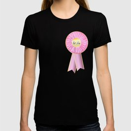 Best Mom Rosette T-shirt