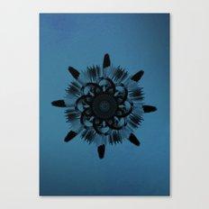 Cirsium 'Taurus' Canvas Print