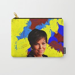 Kardashian - Celebrity Art Carry-All Pouch