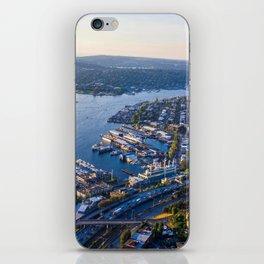 Seattle Washington iPhone Skin
