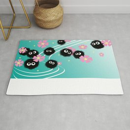 Spring Cleaning Rug