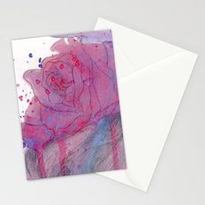 Flower Girl Print Stationery Cards