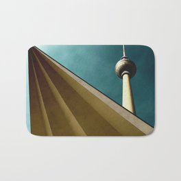 Berliner Tower Art Bath Mat