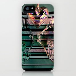 Just The Same As You Are, Love iPhone Case