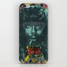 Cold Blooded iPhone & iPod Skin