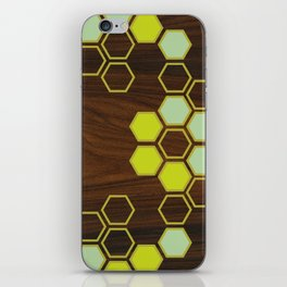 Hex in Green iPhone Skin
