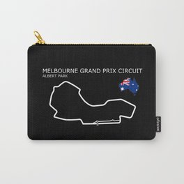 Melbourne Grand Prix Circuit Carry-All Pouch