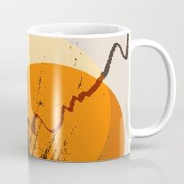 Painting ,Minimalist  Coffee Mug