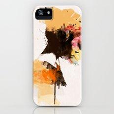 Stardust* iPhone (5, 5s) Slim Case