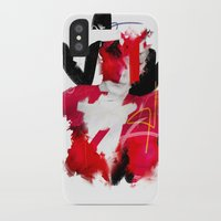 cracked iPhone & iPod Cases featuring Cracked by Daniel Malta