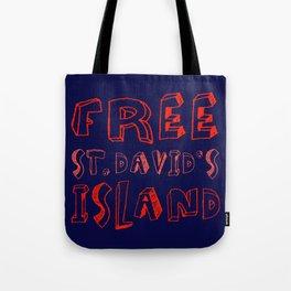 FREE ST. DAVID'S Tote Bag